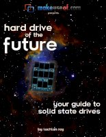 Hard Drive of the Future: Your Guide To Solid State Drives