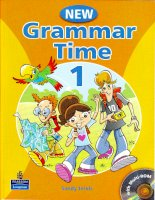 grammar time 1 new
