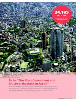 24,185 OUTLETS - The number of JApAN pOST BANk outlets in Japan docx