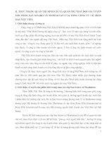 QUẢN TRỊ ĐỊNH GIÁ VÀ QUẢN TRỊ THAY ĐỔI GIÁ TUYẾN SẢN PHẨM SAN SCIARO VÀ MANHATTAN CỦA TỔNG CÔNG TY CỔ PHẨN MAY VIỆT TIỄN