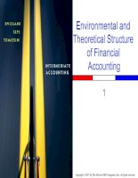 Intermediate Accounting - Chap001 docx