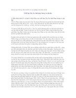 Triết học Tây Âu thời phục hưng và cận đại