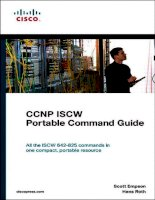 CCNP ISCW Portable Command Guide pdf