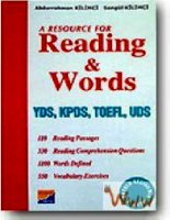 a resource for reading and words yds, kpos, toefl, vds