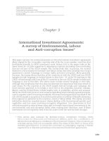 International Investment Law: Understanding Concepts And Tracking Innovations potx