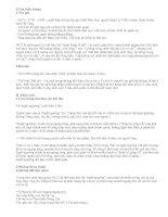 Soạn bài Bài ca ngất ngưởng của Nguyễn Công Trứ - văn mẫu