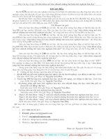678 câu trắc nghiệm hóa có đáp án dùng phân loại học sinh