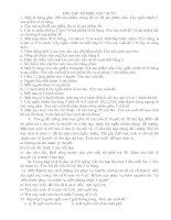 Bài tập tổ hợp, xác suất pdf