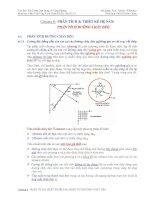 Tài liệu cao học - kết cấu bê tông cốt thép chương 7