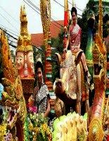 người thái lan qua trang phục truyền thống dân tộc
