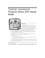 Visual Basic for Excel 97/2000/XP Practical workbook potx