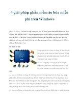 4 giải pháp phần mềm ảo hóa miễn phí trên Windows potx