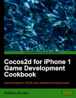 Cocos2d for iPhone 1 Game Development Cookbook pptx