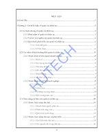 Luận văn: Hoạt động quản trị nhân sự tại công ty CPXD Tín Đức Phát- Thực trạng và giải pháp docx