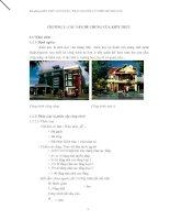 bài giảng kiến trúc dân dụng
