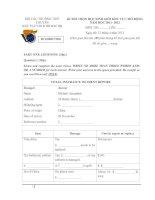 Đề thi HSG khu vực Bắc Bộ năm 2012 Môn Anh 11 doc