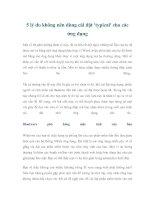 5 lý do không nên dùng cài đặt ''''typical'''' cho các ứng dụng pdf