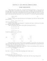 Chương 13 - Giải phương trình vi phân pot