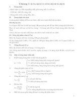 Ôn tập hóa học, bồi dưỡng học sinh giỏi hóa 8 và 9