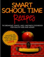 Smart School Time Recipes pot