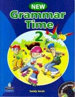 grammar time 2 new