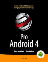 Pro Android 4 pot