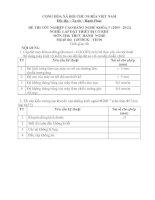đề thi thực hành-lắp đặt thiết bị cơ khí-mã đề thi lđtbck – th (6)