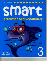 Smart grammar and vocabulary pdf