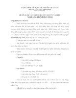 hướng dẫn sử dụng bộ đề thi tốt nghiệp nghề lập trình máy tính khóa 3