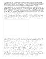 Thuyết minh bài Bạch Đằng giang phú của Trương Hán Siêu - văn mẫu