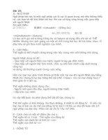 TIẾNG NHẬT THEO TỪNG BÀI - bài  20