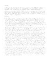 Phân tích giá trị độc đáo của tình huống truyện Vợ Nhặt trong tác phẩm cùng tên của nhà văn Kim Lân - văn mẫu