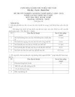 đề thi thực hành-lắp đặt thiết bị cơ khí-mã đề thi lđtbck – th (3)
