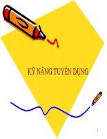 10. KY NANG TUYEN DUNG potx