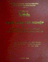 Đổi mới quản lý kinh tế ở Việt Nam trong tiến trình hội nhập kinh tế quốc tế