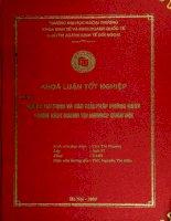 Rủi ro tín dụng và các giải pháp phòng ngừa trong kinh doanh tại NHTMCP Quân đội