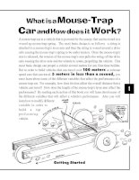 What is a Mouse-Trap Car and How does it Work? pdf