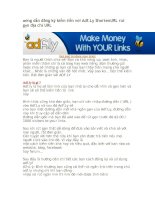 hướng dẫn đăng ký kiếm tiền với adf