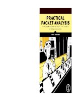 practical packet analysis - using wireshark to solve real-world network problems