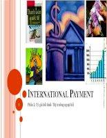 Tỷ giá hối đoái- Thị trường ngoại hối docx