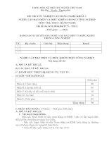 đề thi thực hành tốt nghiệp nghề lắp đặt điện và điều khiển trong công nghiệp-mã đề thi ktlđđ&đktc (10)