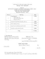 đáp án đề thi thực hành tốt nghiệp khóa 3 - kế toán doanh nghiệp - mã đề thi ktdn - th (18)