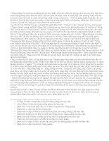 Phân tích Vẻ đẹp cổ điển và hiện đại của Tràng Giang nhà thơ Huy Cận - văn mẫu