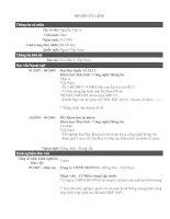 mẫu đơn xin việc hay cho nhân viên công nghệ thông tin it
