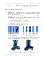 Tài liệu cao học - kết cấu bê tông cốt thép chương 15