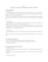 giáo án bài 15 phong trào cách mạng ở trung quốc và ấn độ (1918 - 1939) - lịch sử 11 - gv.ng.t.duy