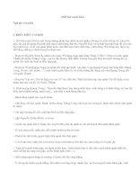 Soạn bài Hoàng Lê nhất Thống chí - văn mẫu