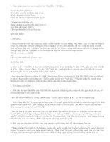 Phân tích 8 câu đầu của bài thơ Việt Bắc - văn mẫu