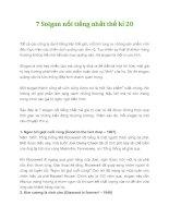7 Solgan nổi tiếng nhất thế kỉ 20 pdf