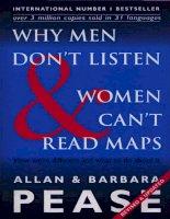 WHY MEN DON''''T LISTEN & WOMEN CAN''''T READ MAPS potx